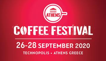 Athens Coffee Festival September 2020