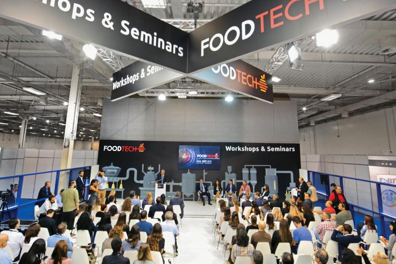 FOODTECH 2019 - Workshops and seminars