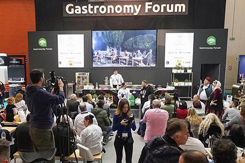 HROECA 2020 - Gastronomy Forum